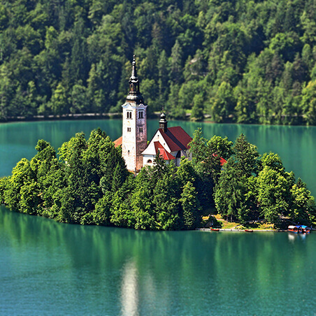 Tourist offers, Activities, Excursions Slovenia